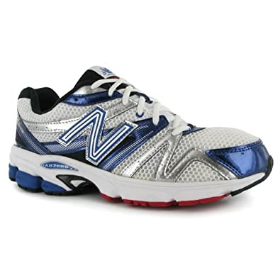 quality design 32aee f4ae0 New Balance 660 v3 Mens Running Shoes[10, White/Blue ...