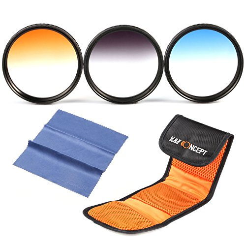 58mm color filter kit - 7