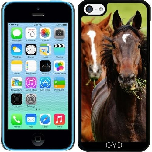 Coque pour Iphone 5c - Faune Sauvage Cheval by WonderfulDreamPicture