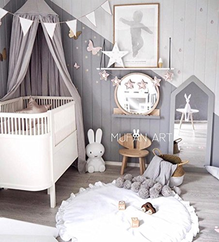 Review Princess Bed Canopy Mosquito