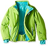 Spyder Girl's Lola Ski Jacket, Fresh, Size 12