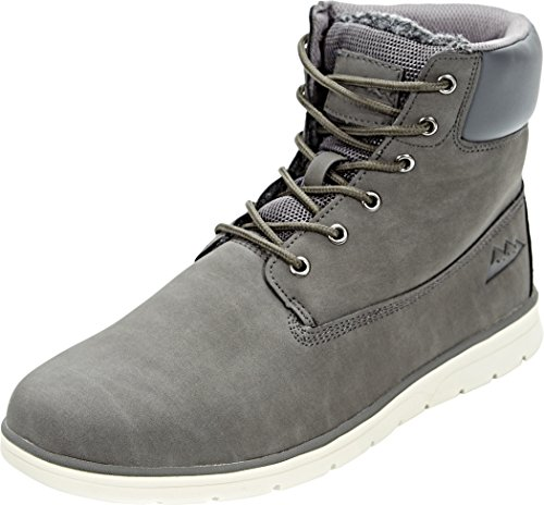 Colorado Leisure Shoes High 2017 Jamie Grey Schuhgröße 44 Schuhe Unisex c4SnWHU