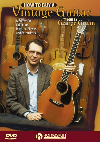 Vintage Homespun - How to Buy a Vintage Guitar