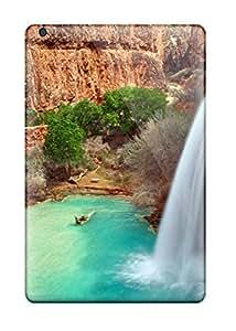 Cleora S. Shelton's Shop Fashion Tpu Case For Ipad Mini- Arizona Waterfalls Defender Case Cover