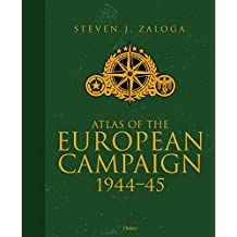 Atlas of the European Campaign: 1944–45