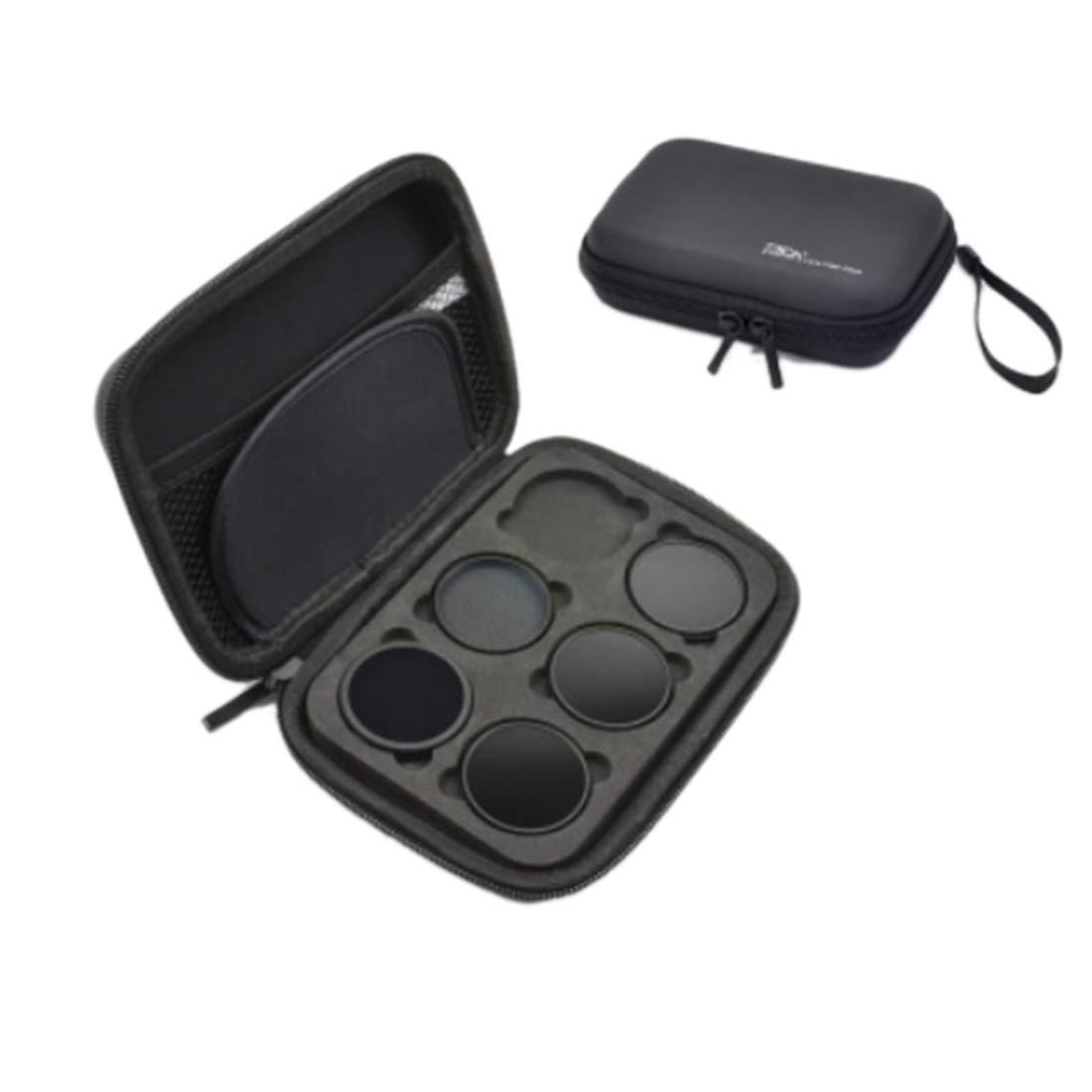 YUKIKO YUKIKO YUKIKO PGYTECH Objektiv Filter Set (MC-UV ND4 ND8 ND16 CPL Filter) für DJI OSMO X3 / Inspire 1 Drohne Teile Zubehör mit Kameratasche 1db5d4