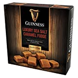 Guinness Luxury Sea Salt Caramel Fudge Box 170G
