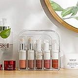 LINFIDITE Lipsticks Holder Organizer Clear