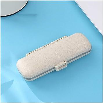 Pastillero caja pastillas, 7 compartimentos A prueba de humedad A ...