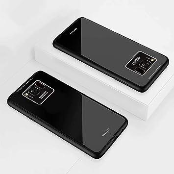 KSHOP Compatible con Funda para Samsung Galaxy s8 Plus/s8+ ...