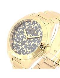 Coach Tristen Watch 14502348 Gold Ladies 36mm