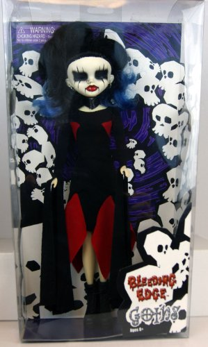 Living Dead Dolls Dollies - Bleeding Edge Goths Sinstress BeGoths Collectible Doll Series 1