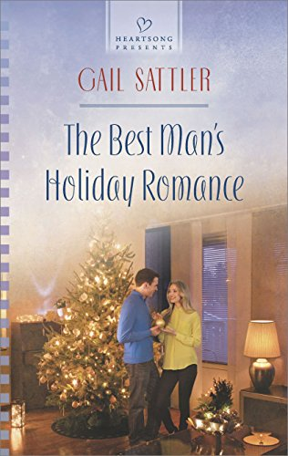 The Best Man's Holiday Romance (Heartsong Presents Book ()
