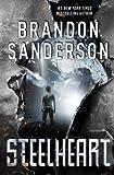 """""""Steelheart"""" av Brandon Sanderson"""