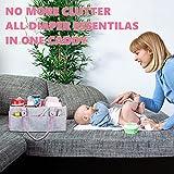 Baby Diaper Caddy Organizer for Girl Boy Large