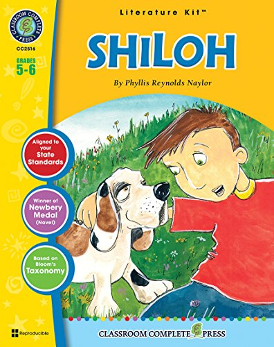 Shiloh - Novel Study Guide Gr. 5-6 - Classroom Complete Press