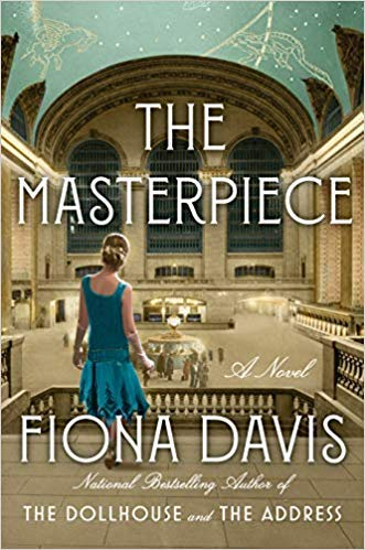 By Fiona Davis The Masterpiece: A Novel Hardcover【2018】by