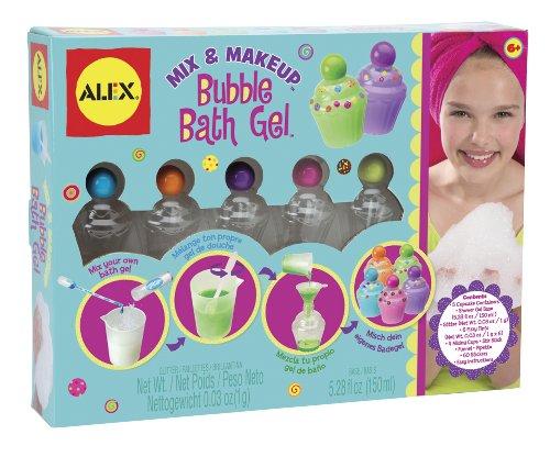 Price comparison product image ALEX Toys Spa Mix & Makeup Bubble Bath Gel
