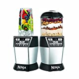 Nutri Ninja Nutri Bowl DUO with Auto-iQ Boos (NN100)