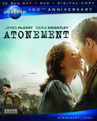 Atonement (Blu-ray + DVD + Digital Copy)