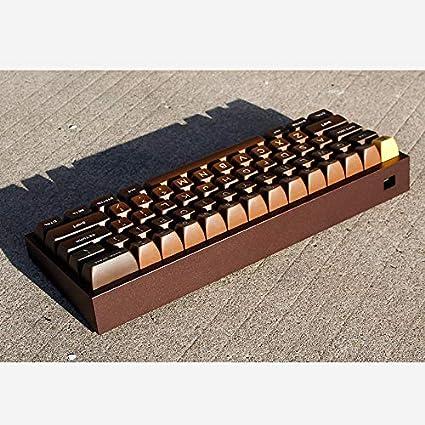 Kbdfans Tofu 60 Aluminum Case For Gh60 Dz60 Mechanical Keyboard
