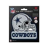 aminco NFL Dallas Cowboys Die Cut Magnet, 5 x 6