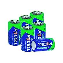 CR2 CR-2 CR15270 Photo Lithium 850mAh Battery (6PC)