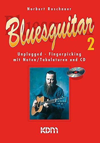 Bluesguitar 2 (Buch & CD)