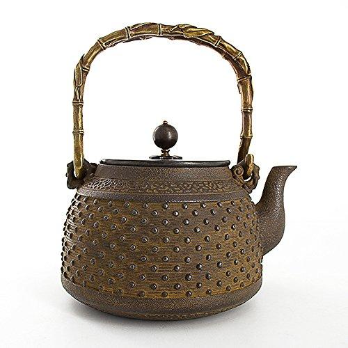 Japanese cast iron Teapot Kettle Collectible High-end Handmade pig iron Gongfu tea set