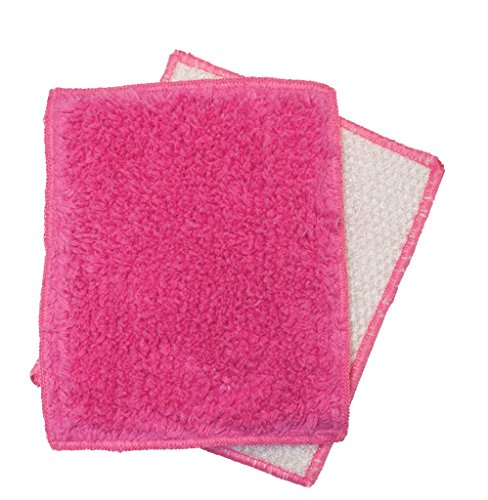 yum-yum-bubble-gum-pink-shrubbie-towel-washcloth
