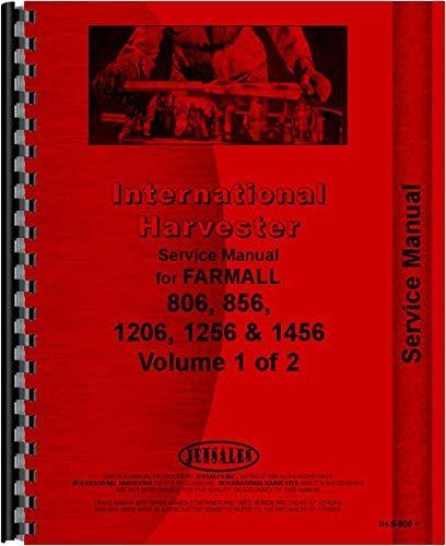 (International Harvester 806 Tractor Service Manual (1963-1967))