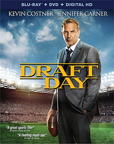 DVD : Draft Day [Blu-ray + DVD + Digital HD]