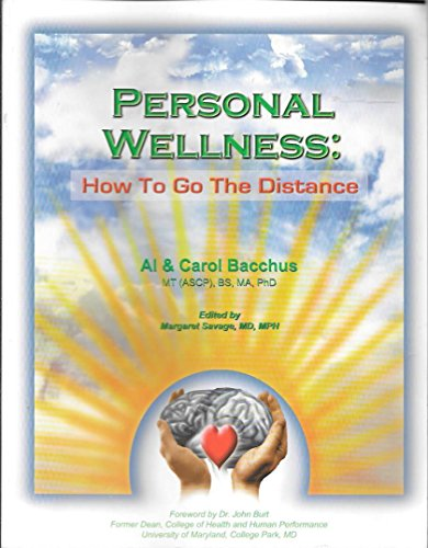 Personal Wellness: How To Go The Distance