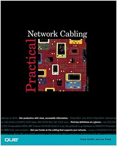Book Practical Network Cabling (Practical Series)