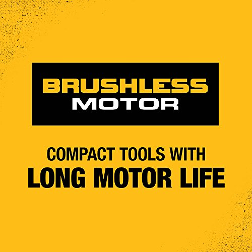 """DEWALT XR 0.5"""" Brushless Compact Drill/Driver"""