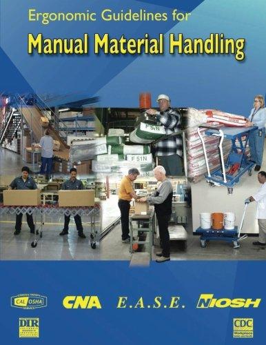 Ergonomic Guidelines for Manual Material Handling