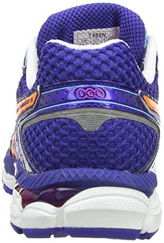 16 Blue Shoes Blue Nectarine Women's Asics Deep Gel Cumulus Soft Running qw0pRE6