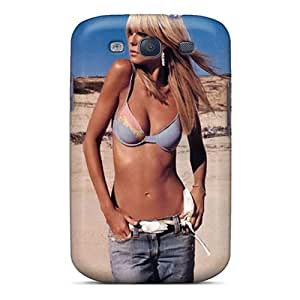New Design Shatterproof Case For Galaxy S3 (heidi Klum)