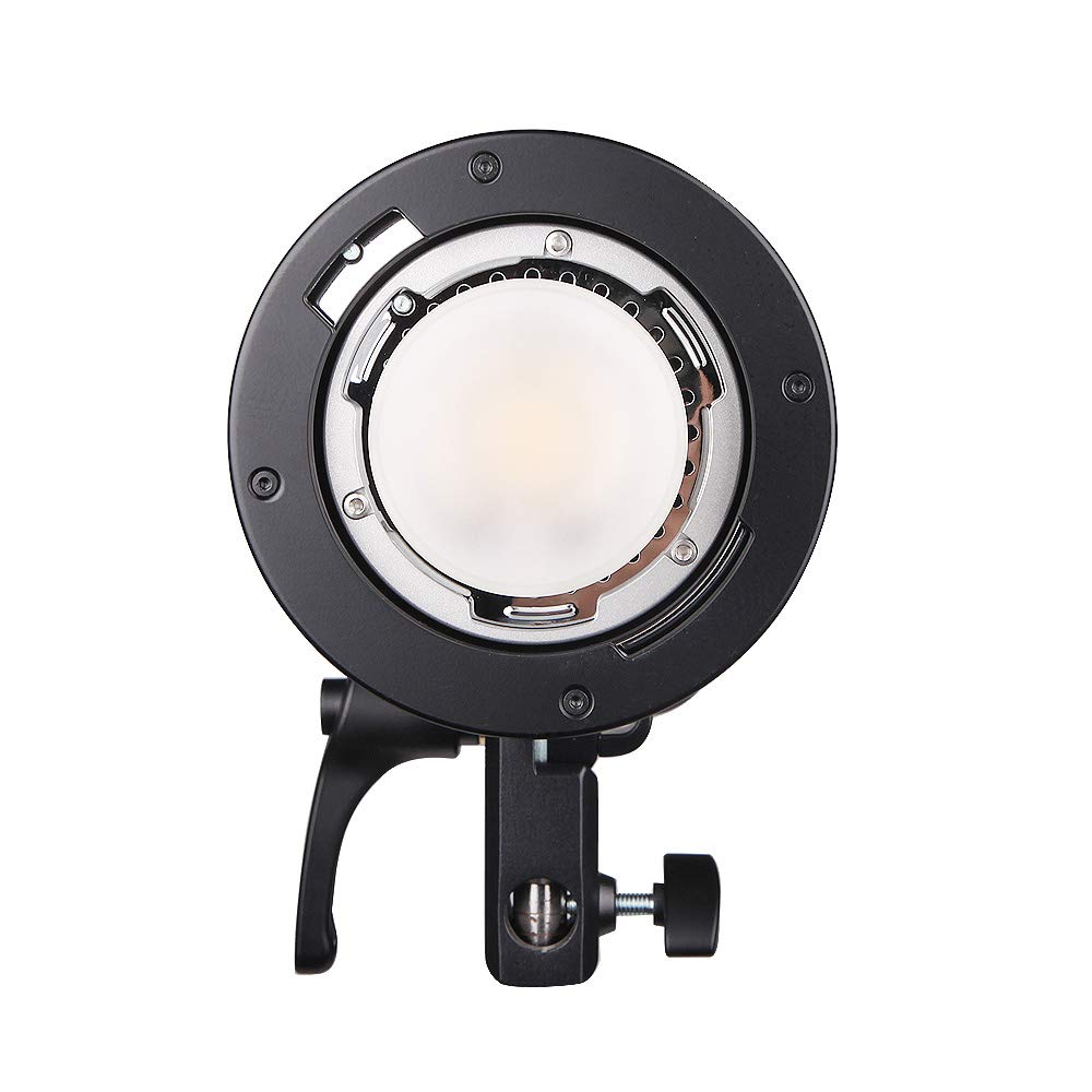 Godox AD400Pro Interchangeable Mount Ring Adapter for Broncolor Mount Accessories with Pergear Cleaning Cloth by Godox (Image #4)