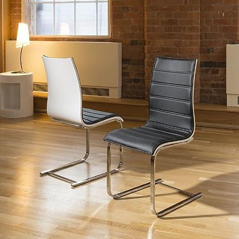 Avant Garde Extra Groß Rund Weiß Corian Top Esstisch + 10 Stühle ...