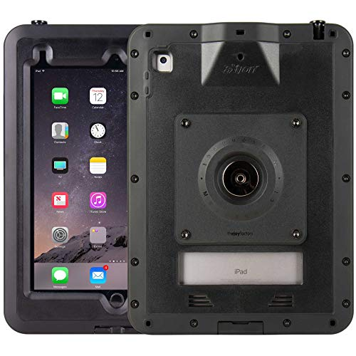 The Joy Factory aXtion Pro M Waterproof Rugged Shockproof Case for iPad 9.7 5th/6th Gen, Built-In Screen Protector (CWA609) by The Joy Factory (Image #3)