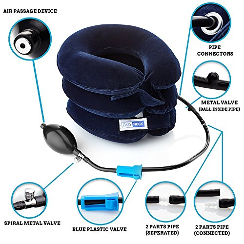 Inflatable Neck Alignment EasyNeck Adjustable product image