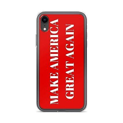 new style a9066 fde70 Amazon.com: Libertee Shirts Make America Great Again iPhone Case ...