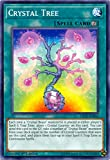 yu gi oh crystal - Crystal Tree - LED2-EN045 - Common - 1st Edition - Legendary Duelists: Ancient Millennium (1st Edition)