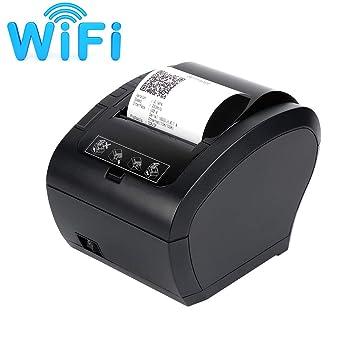 Impresora de Recibos WiFi POS, Impresora térmica Directa ...