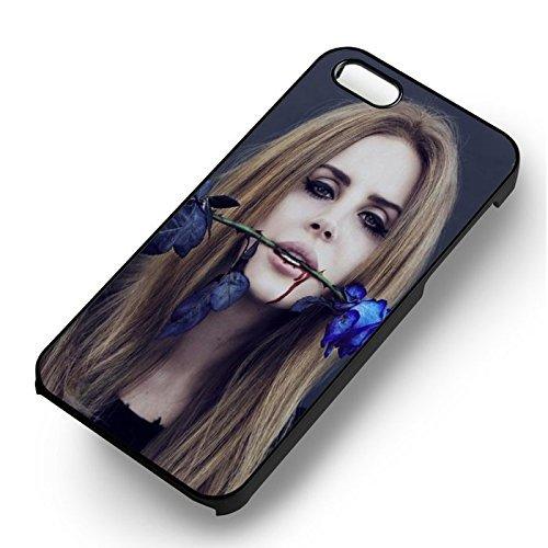 Album Blue Rose pour Coque Iphone 7 Case (Noir Boîtier en plastique dur) X4O5NB