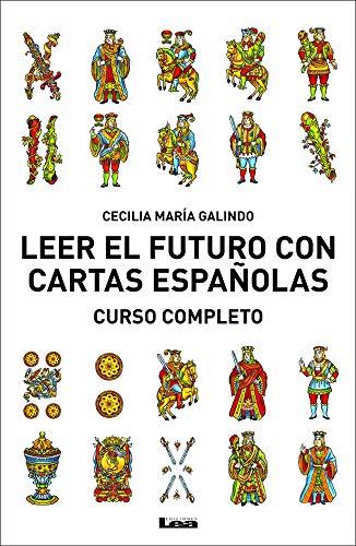 Price comparison product image Leer el futuro con cartas españolas,  curso completo (Spanish Edition)