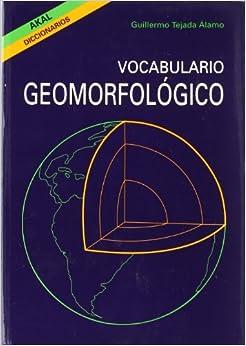 Descargar Libros Formato Vocabulario Geomorfológico De Gratis Epub