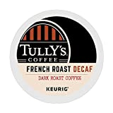 KEURIG GREEN MOUNTAIN 192419CT French Roast Decaf Coffee K-Cups, 96/carton