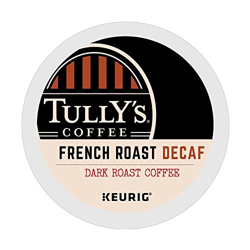 k cup decaff french roast - 1